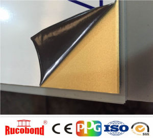 4mm*0.5mm Champagne Color Outdoor ACP Aluminum Composite Panel pictures & photos