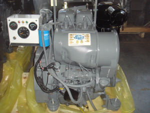 Deutz Air-Cooled 2 Cylinder Diesel Engine pictures & photos