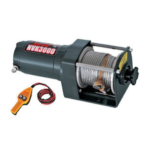 Electric Winch 3000lbs pictures & photos