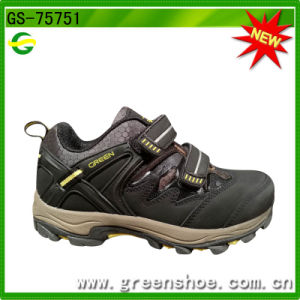No Lace Wholesale Fashion Casual Hiking Shoes Boots pictures & photos