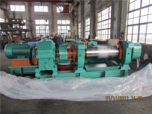 Two Roll Mill/ Rubber Mxing Machine/Rubber Mixing Mill pictures & photos