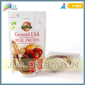 Stand up Zipper Packaging Bags for Real Fruit pictures & photos