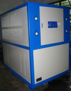 Water Cooled Screw Type Water Chiller pictures & photos