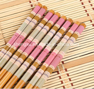 Nice Design Chinese Wood Bamboo 18cm Length Chopsticks Sx-A6765 pictures & photos
