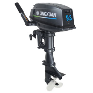 9.8HP 2 Stroke Outboard Motor with CE