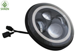 "7"" High Low Beam LED Driving Lights for Jeep Wrangler pictures & photos"