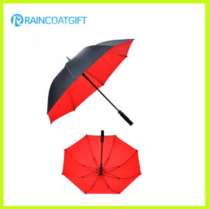 Promotion Advertising Outdoor Straight Golf Umbrella Rum-013 pictures & photos