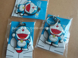 Custom Various Personalized Plastic Keychain for Promotion pictures & photos