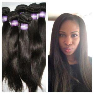 7A Grade Unprocessed Brazilian Virgin Human Hair Extension pictures & photos