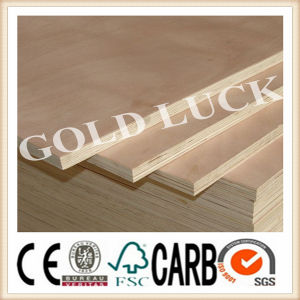 High Quality Commercial Okoume Plywood pictures & photos