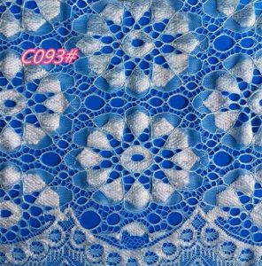 Stretch Lace Fabric for Women Dress pictures & photos