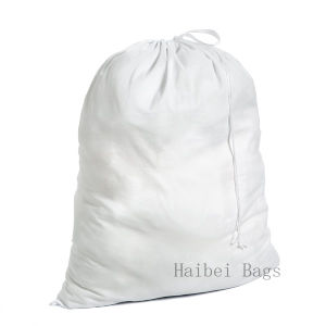 Durable Poly-Cotton Cleaning Bag (HBLB-16) pictures & photos