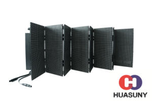 Foldable LED Panels Flexible LED Display for Rental pictures & photos