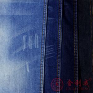 8oz Cotton/Polyster/Spandex Denim Fabric pictures & photos