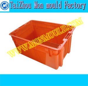 Plastic Waste Can Bin Crate Mould pictures & photos