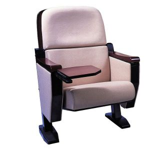 Auditoriun Seat Wooden Church Auditorium Seating Theater Chair (MS3) pictures & photos
