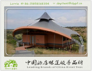 Super Luxury Outdoor Resort Tent/ Palace Tent pictures & photos