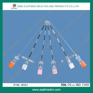 CE/ISO Approved Disposable Epidural Needle pictures & photos