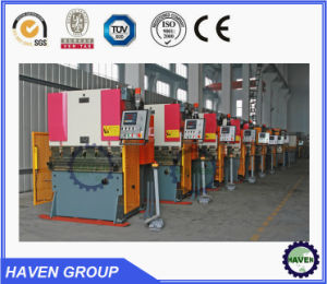 Hot sale CNC press brake, hydraulic press brake, press brake pictures & photos