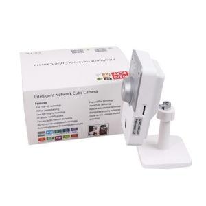 Security Popular Indoor P2p Mini Megapixel 1.0MP IR Wireless IP Camera (Q4)