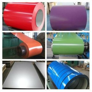PPGI/PPGL Prepainted Galvanized/Galvalume Steel Coil pictures & photos