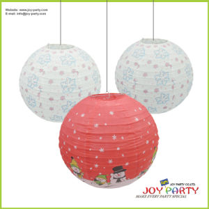 Paper Lantern for Christmas New Year Decoration