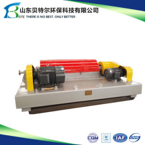 Drilling Water Decanter Centrifuge, Sludge Dewatering Machine, 304stainless Steel pictures & photos