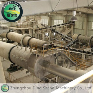 100, 000tons of Organic Fertilizer Production Line