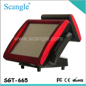 Scangle Touch Screen POS System / POS Terminal pictures & photos