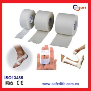 2014 Adhesive Ankle Rigid Strapping Tape Sports Strappal Rigid Strapping Tape Medical Strappal Hypoallergenic Tape pictures & photos
