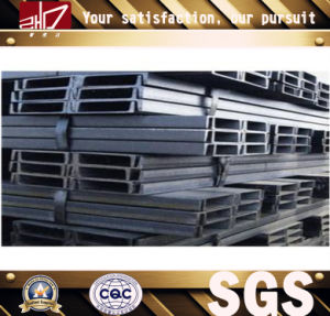 JIS Hot Rolled Channel Steel for Building pictures & photos
