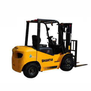 Automatic Transmission Type Forklift Truck pictures & photos