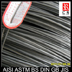 Factory Price Carbon Spring Steel Wire Made in China (SGS ISO9001)