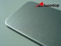Silver PVDF Aluminum Composite Panel pictures & photos