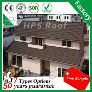 Stone Coated Steel Roofing Tiles in Nigeria pictures & photos