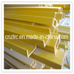 FRP Fiberglass C Channel Profile Pipe with Competitive Price pictures & photos