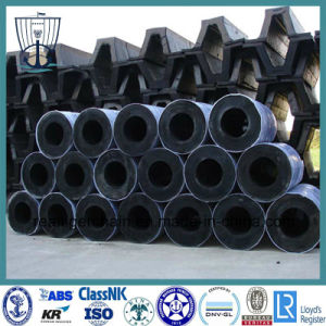 Marine Cylindrical Rubber Fender for Tugboat pictures & photos