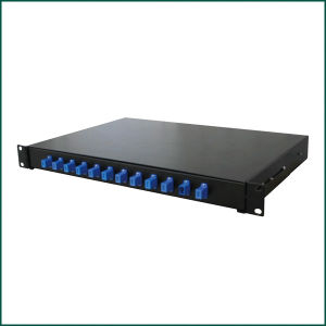 Rack Mounted ODF 12 Port Sc Simplex Type