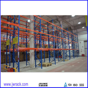 Beijing Jiuwei Metal Warehouse Pallet Rack pictures & photos