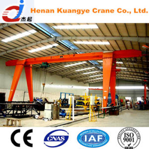 a Type Single Girder/Beam Goliath Gantry Crane