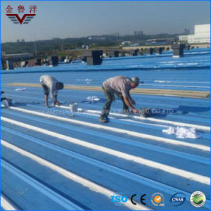 Metal Roof Steel Structure Special Waterproof Coating, Single Component Water Based Polyurethane /PU Waterproof Paint pictures & photos