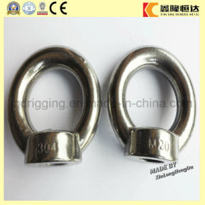 304 Stainless Steel Eye Bolt DIN582 pictures & photos