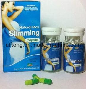 Whosales OEM/ODM 100% Natural Max Slimming Capsule