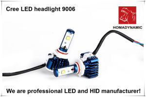 2016 Hotsale Upgrade 40W 4800lm 11-30V LED Headlight 9005 9006 pictures & photos