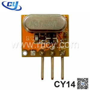 434MHz Ask RF Superheterodyne Wireless Receiver Module (CY14)