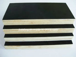 Black Film Face Plywood for Buliding Material pictures & photos