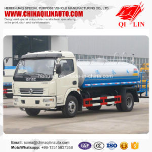Good Quality Stainless Steel 7000 Liters Water Tank Truck pictures & photos