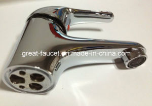 Competitive Price Single Lever Basin Faucet (GL8801A23) pictures & photos