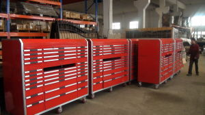 China Heavy Duty Tool Boxes with Drawers and Aluminum Handle ...