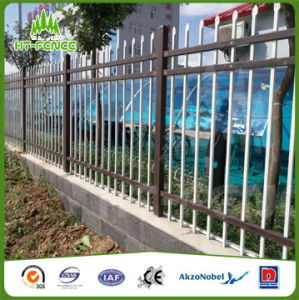 Hot Sale High Security Residential Steel Fence pictures & photos